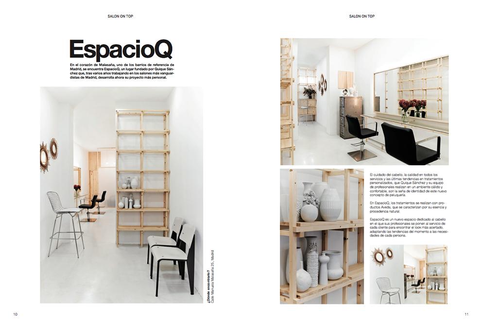 EspacioQ – Salón on Top
