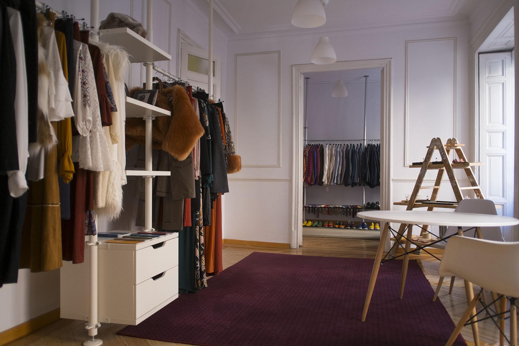 Showroom Comunicación de Moda